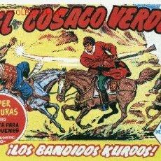 Tebeos: EL COSACO VERDE. Lote 1024056