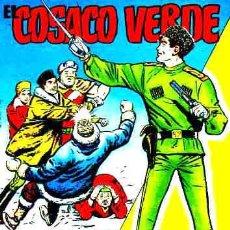 Tebeos: COSACO VERDE EXTRA (REEDITADO). Lote 10287202