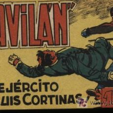 Giornalini: EL GAVILÁN. Nº 4. Lote 10774038