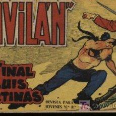 Tebeos: EL GAVILÁN. Nº 12. REEDICIÓN. Lote 10774078
