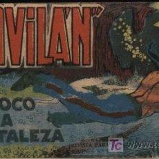 Tebeos: EL GAVILÁN. Nº 11. REEDICIÓN. Lote 10774110