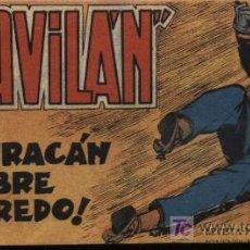 Tebeos: EL GAVILÁN. Nº 9. REEDICIÓN. Lote 10774142