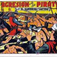 Tebeos: EL GUERRERO DEL ANTIFAZ Nº 89 REEDICION. Lote 11178630