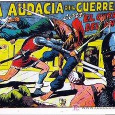 Tebeos: EL GUERRERO DEL ANTIFAZ Nº 80 REEDICION. Lote 11178842