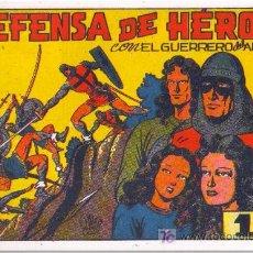 Tebeos: EL GUERRERO DEL ANTIFAZ Nº 54 REEDICION. Lote 11179699