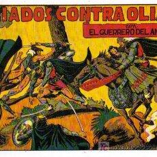 Tebeos: EL GUERRERO DEL ANTIFAZ Nº 39 REEDICION. Lote 11179796