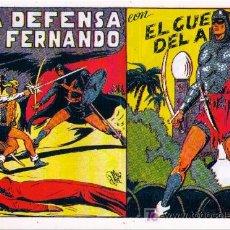 Tebeos: EL GUERRERO DEL ANTIFAZ Nº 60 REEDICION. Lote 11179904