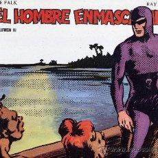 Tebeos: EL HOMBRE ENMASCARADO Nº3 (EDICIONES B.O.). Lote 11687989