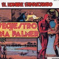 Tebeos: EL HOMBRE ENMASCARADO Nº4 (EDICIONES B.O.). Lote 11688071