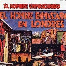 Tebeos: EL HOMBRE ENMASCARADO Nº5 (EDICIONES B.O.). Lote 11688175
