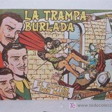 Tebeos: EL CAPITAN DON NADIE ,COMPLETA 19 NÚMEROS, -. Lote 26606134