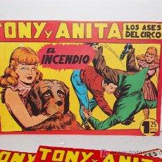 Tebeos: TONI Y ANITA, LOTE DE 32 TEBEOS (DEL 1 AL 32) -. Lote 26480164