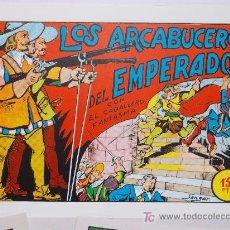 Tebeos: EL CABALLERO FANTASMA, COMPLETA:11 NÚMEROS. Lote 25017195