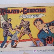 Tebeos: RICARDO MANTECA Y JORGITO, COMPLETA (11 EJEMPLARES). Lote 25017199