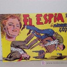 Tebeos: EL ESPIA, COMPLETA 25 NÚMEROS. Lote 25017200