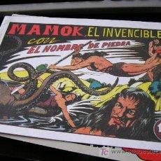 Tebeos: PURK, EL HOMBRE DE PIEDRA - Nº 5 (REEDICIÓN). Lote 25767172
