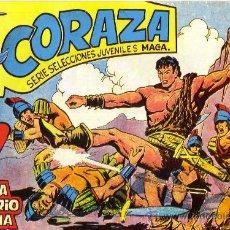 Tebeos: CORAZA ( COMPLETA ). Lote 109252604