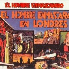 Tebeos: EL HOMBRE ENMASCARADO POR LEE FALK Y RAY MOORE. VOLUMEN V EDICIONES B.O.. Lote 26629043