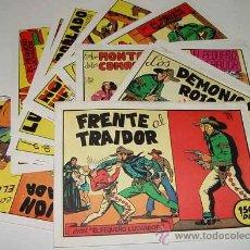 Tebeos: LOTE DE 18 TEBEOS EL PEQUEÑO LUCHADOR - MANUEL GAGO - REEDICION - NUM. 3, 4, 9, 10, 11, 12, 17, 18, . Lote 17073099