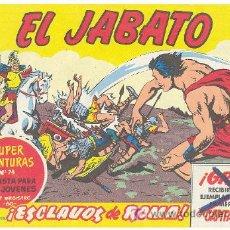 Tebeos: EL JABATO Nº 1 REEDICION. Lote 17191266