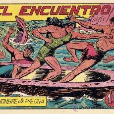 Tebeos: PURK EL HOMBRE DE PIEDRA. TOMO 5 J.L.A. CONTIENE 8 CUADERNILLOS. DIBUJOS: MANUEL GAGO . Lote 17766523