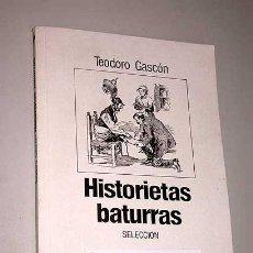 Tebeos: HISTORIETAS BATURRAS (SELECCIÓN). TEODORO GASCÓN. COLECCIÓN EL DÍA DE ARAGÓN, Nº 12.. Lote 25383976