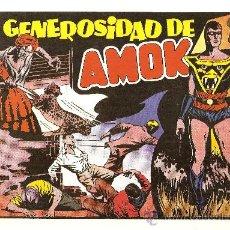 Tebeos: AMOK Nº 7 LA GENEROSIDAD DE AMOK (REEDICION). Lote 18963932