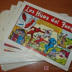 Tebeos: LOTE DE 9 COMICS ROBERTO ALCAZAR Y PEDRIN. REEDICIÓN 1981. EDITORIAL VALENCIANA.. Lote 26672818