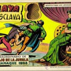 Tebeos: EL HIJO DE LA JUNGLA (J.L.A.) ORIGINAL 1986 COMPLETA. Lote 26422331
