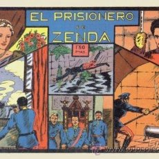 Tebeos: GRANDES PELICULAS - ED.VALENCIANA 1943 M.GAGO (REEDICION COMPLETA 7 EJEMPLARES). Lote 24333959