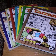 Tebeos: TARZAN-DE ESTEVE-COLECCION COMPLETA--. Lote 26928807