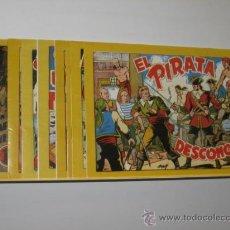 Giornalini: EL CAPITAN ENIGMA COMPLETA 8 NUM. REEDICION OFERTA. Lote 32664212