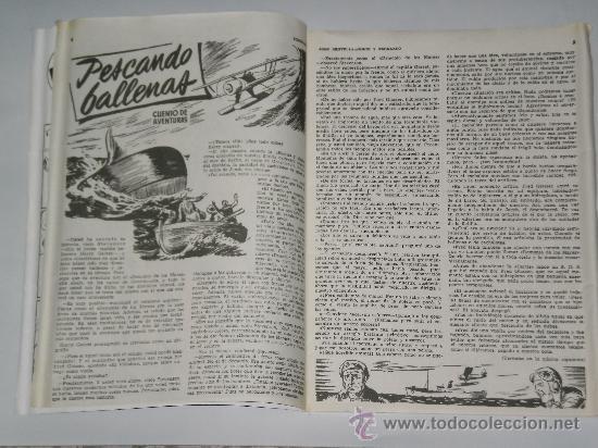 Tebeos: ALMANAQUE 1947. JUAN CENTELLA - JORGE Y FERNANDO . FACSIMIL - Foto 2 - 28175355