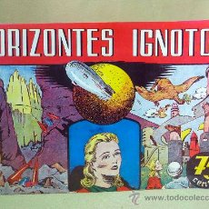 Tebeos: COMIC, HORIZONTES INCOGNITOS, REEDICION, RARO. Lote 28662579
