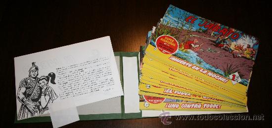 TOMO 3 EL JABATO SIN ENCUADERNAR - TAPAS MÁS MÚMEROS DEL 97 AL 144 - EDICIONES B (Tebeos y Comics - Tebeos Reediciones)