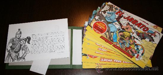 TOMO 2 EL JABATO SIN ENCUADERNAR - TAPAS MÁS MÚMEROS DEL 49 AL 96 - EDICIONES B (Tebeos y Comics - Tebeos Reediciones)
