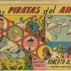 Tebeos: LOS PIRATAS DEL AIRE - EDICIÓN FACSIMIL DE CLUB AMIGOS DE LA HISTORIETA. Lote 29261992