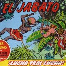 Tebeos: EL JABATO Nº 162 - EDICIÓN FACSIMIL DE EDICIONES B. Lote 29261906