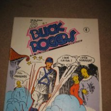Tebeos: BUCK ROGERS N º 4 PHILNOWLAN-DICK CALLINS REEDICION 1984. Lote 29465077