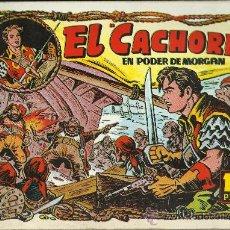 Tebeos: TOMO DEL CACHORRO CON 8 Nº DEL 73 AL 80 . Lote 29480526