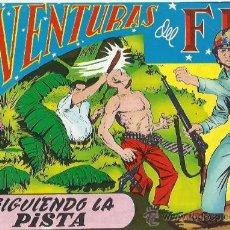 Tebeos: AVENTURAS DEL F.B.I. REEDICIONES FACSIMILARES CUADERNILLOS LOTE. Lote 29562304