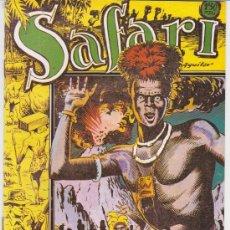 Livros de Banda Desenhada: SAFARI Nº 5. REEDICIÓN.. Lote 29808731