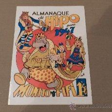 Tebeos: (M-1) ALMANAQUE DE HIPO PARA 1947 , MONITO Y FIFI , FACSIMIL !!!!!, EDT MARCO, BARCELONA. Lote 30069784