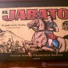 Tebeos: EL JABATO 50 ANIVERSARIO- EN PODER DE LOS PARTHOS Y OTRAS AVENTURAS-VICTOR MORA/FRANCISCO DARNÍS. Lote 33140715