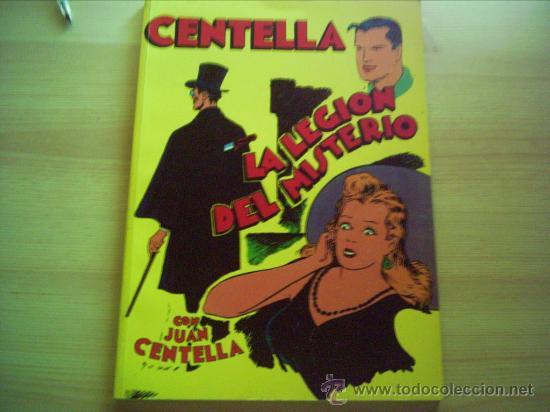 Tebeos: Juan Centella. Colección Audaz. Almanaque mas La Legión del Misterio - Foto 3 - 33551666