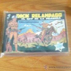 Tebeos: DICK RELAMPAGO-REEDICION COMPLETA--. Lote 33730508