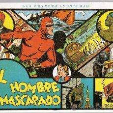 Tebeos: EL HOMBRE ENMASCARADO, 1 AL 24. Lote 33907356