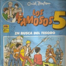 Tebeos: LOS FAMOSOS 5 ,,N 3 . Lote 34033544