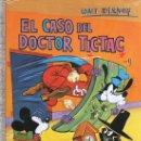 Tebeos: EL CASO DEL DOCTOR TIC-TAC - COLECCION DUMBO N. 3 - WALT DISNEY (PRECINTADO). Lote 35286844