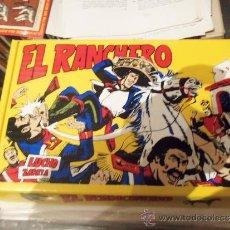 Tebeos: EL RANCHERO -REEDICION COMPLETA --. Lote 36339894